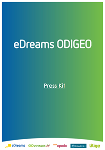 media kit edreams odigeo